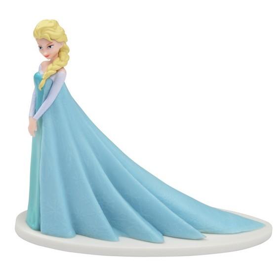 Décor pour gâteau figurine Reine des neiges