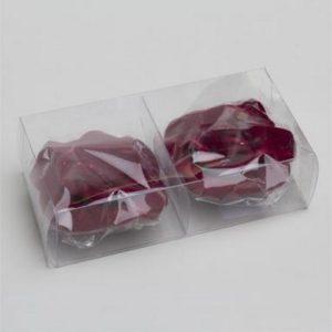 Bougies rose