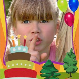 photo pour gâteau Enfant
