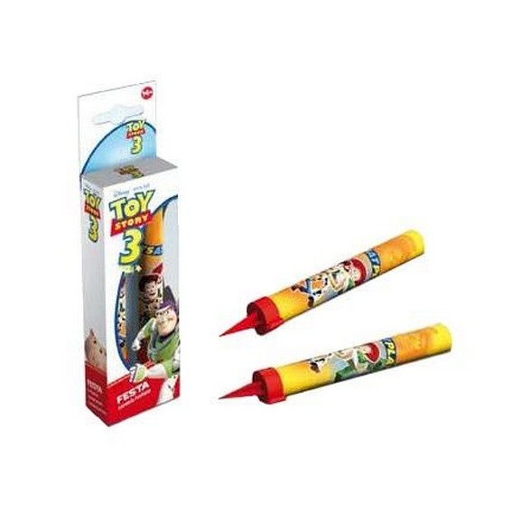 Bougies fusée fontaine Toy story