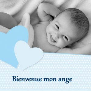 photo pour gâteau Enfant naissance